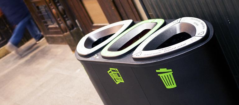 VR Group, enemmän kierrätystä