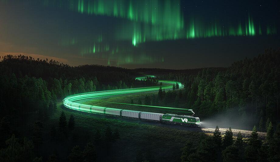 Sähkövedon osuus linjaliikenteessä on nykyisin noin 80 prosenttia.