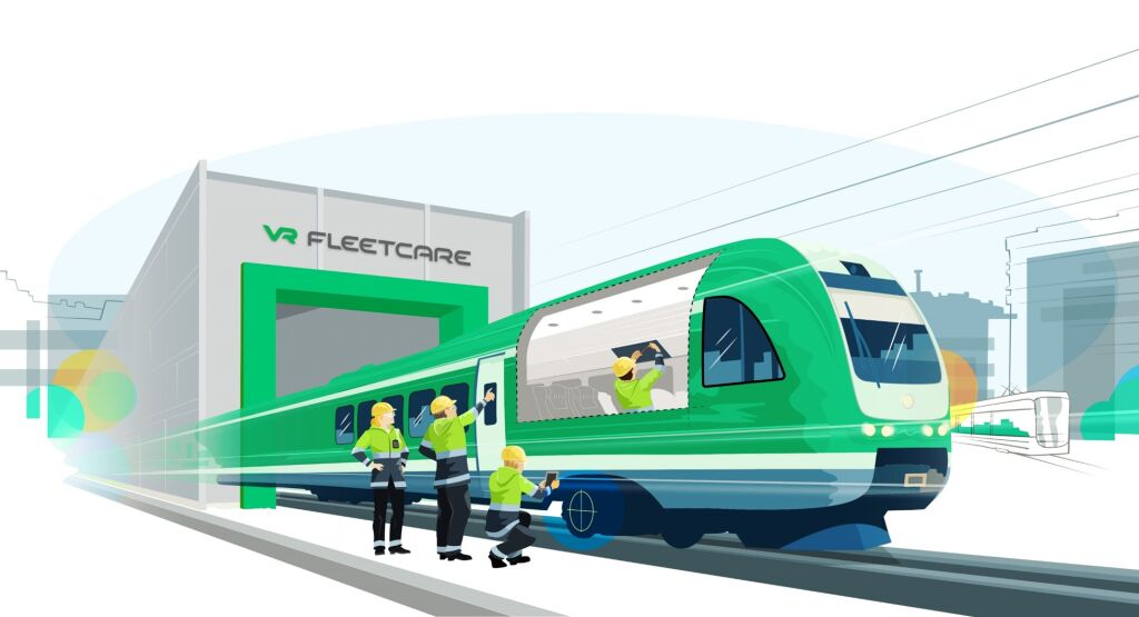 Enabling world's most sustainable rail traffic