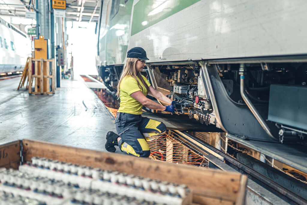 rail fleet maintenance
