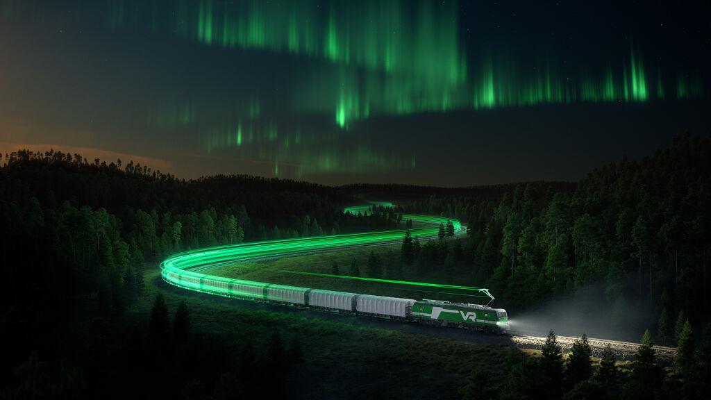 VR Transpointin juna
