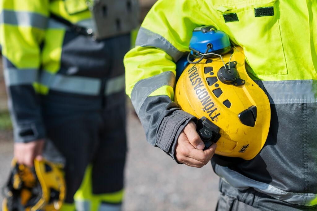 Työnopastajat ovat tärkeä osa ratapihahenkilöstön perehdyttämistä.