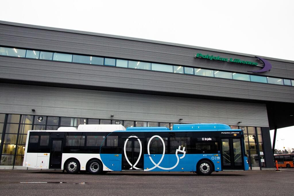 yutong electronic bus
