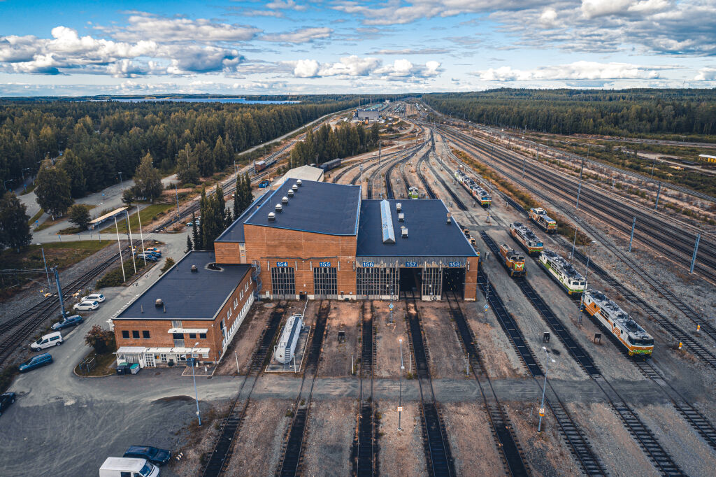 vr fleetcare locations depot facilities pieksämäki finland