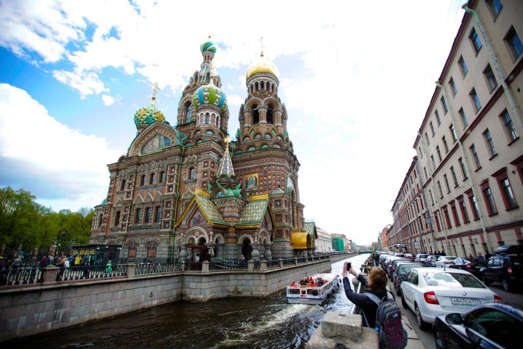 Pietari, ortodoksinen kirkko