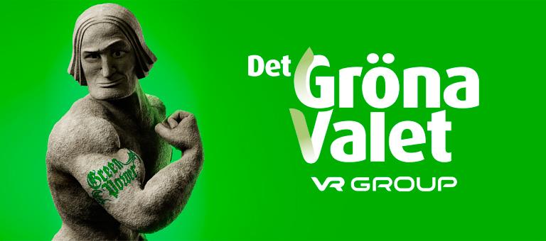 VR Group, Gröna valet