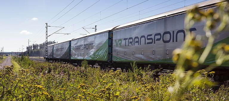 VR Transpoint, energiatehokas tavarajuna