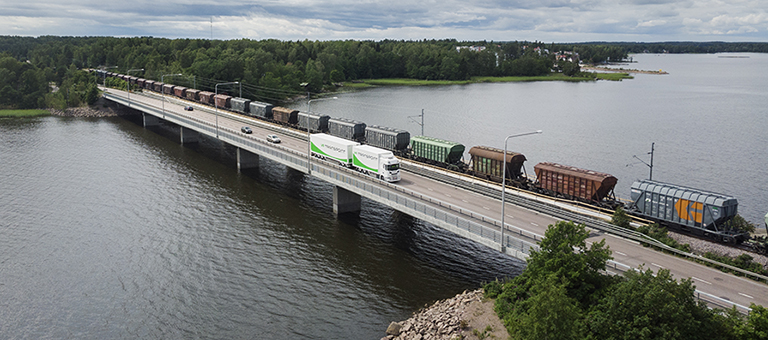 Rautatielogistiikka