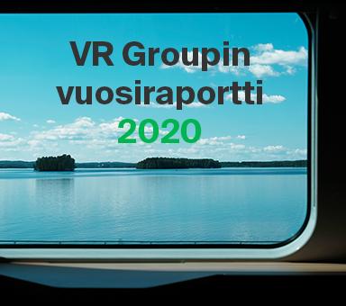 VR Groupin vuosiraportti 2020